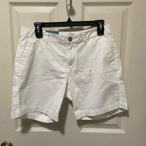 NWT white shorts from old navy